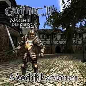 Gothic ii: ночь ворона + directx 11 + lhiver edition 0. 9(пакет.